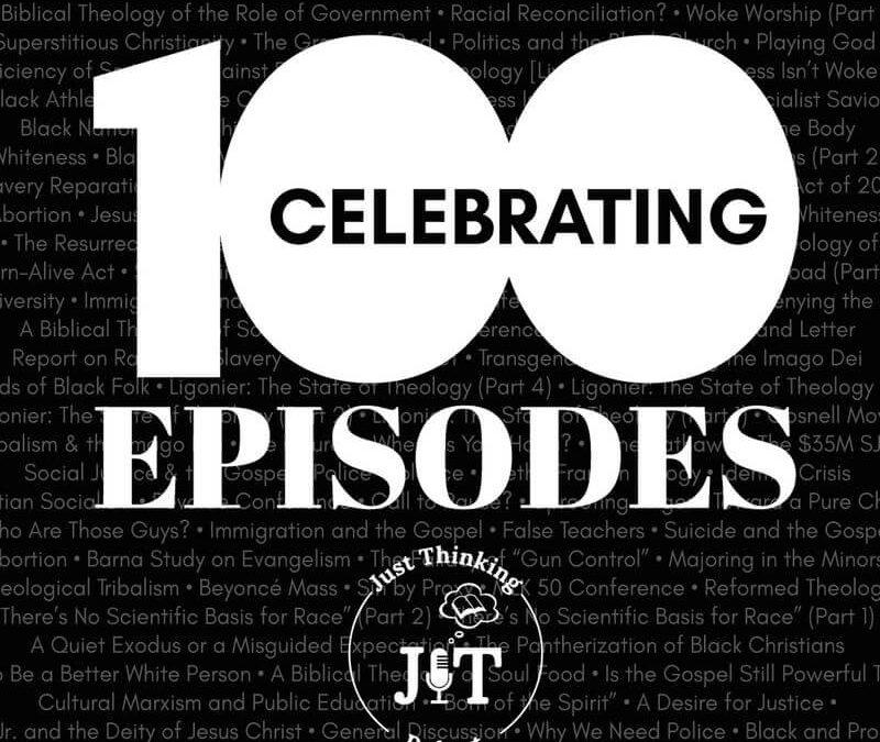 EP # 101 | Celebrating 100 Episodes