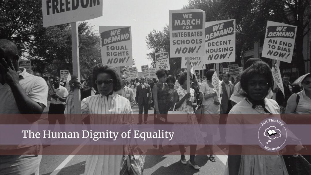 The Human Dignity of Equality